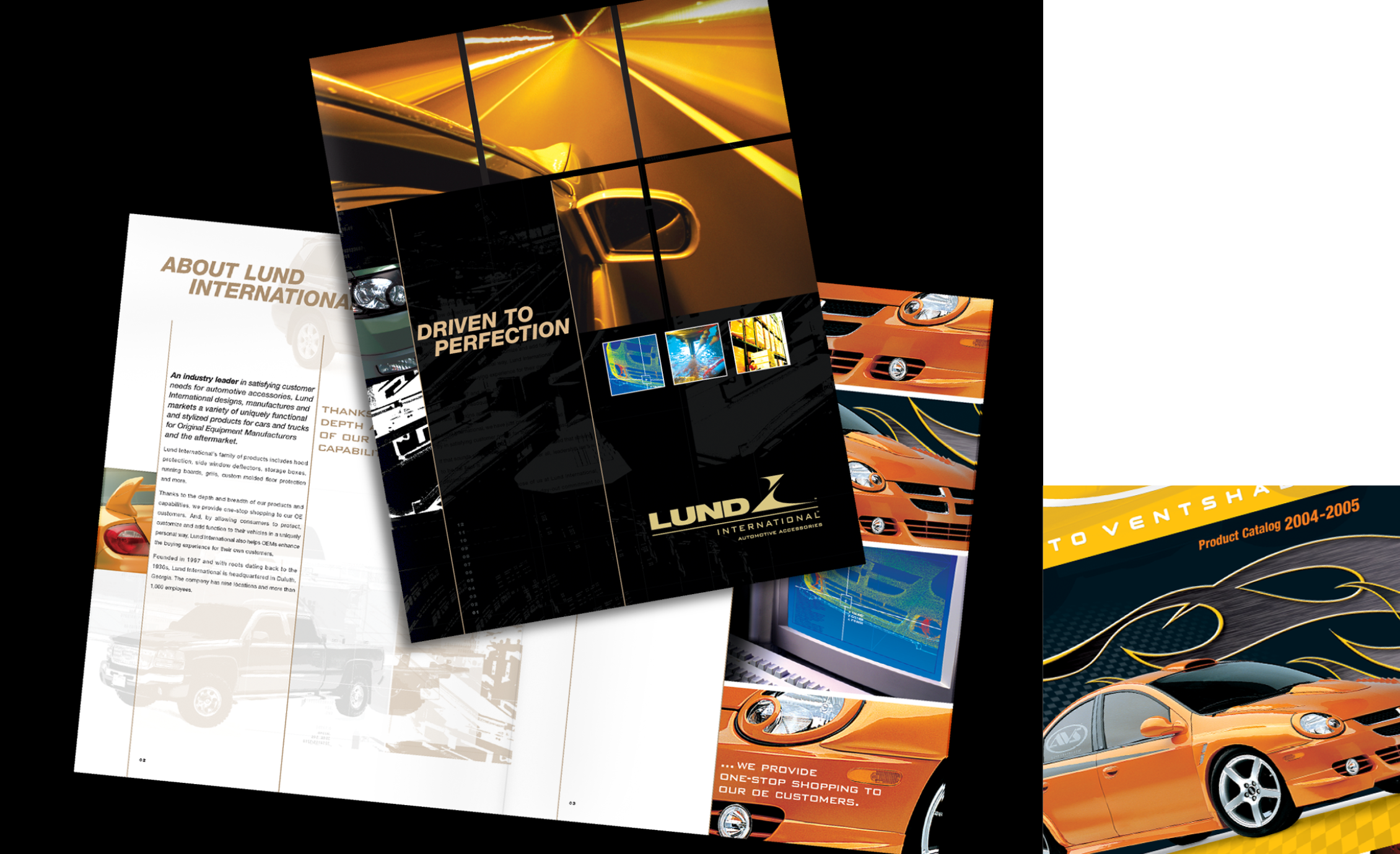 Lund international doubletake design inc a folder product catalogs freerunsca Gallery