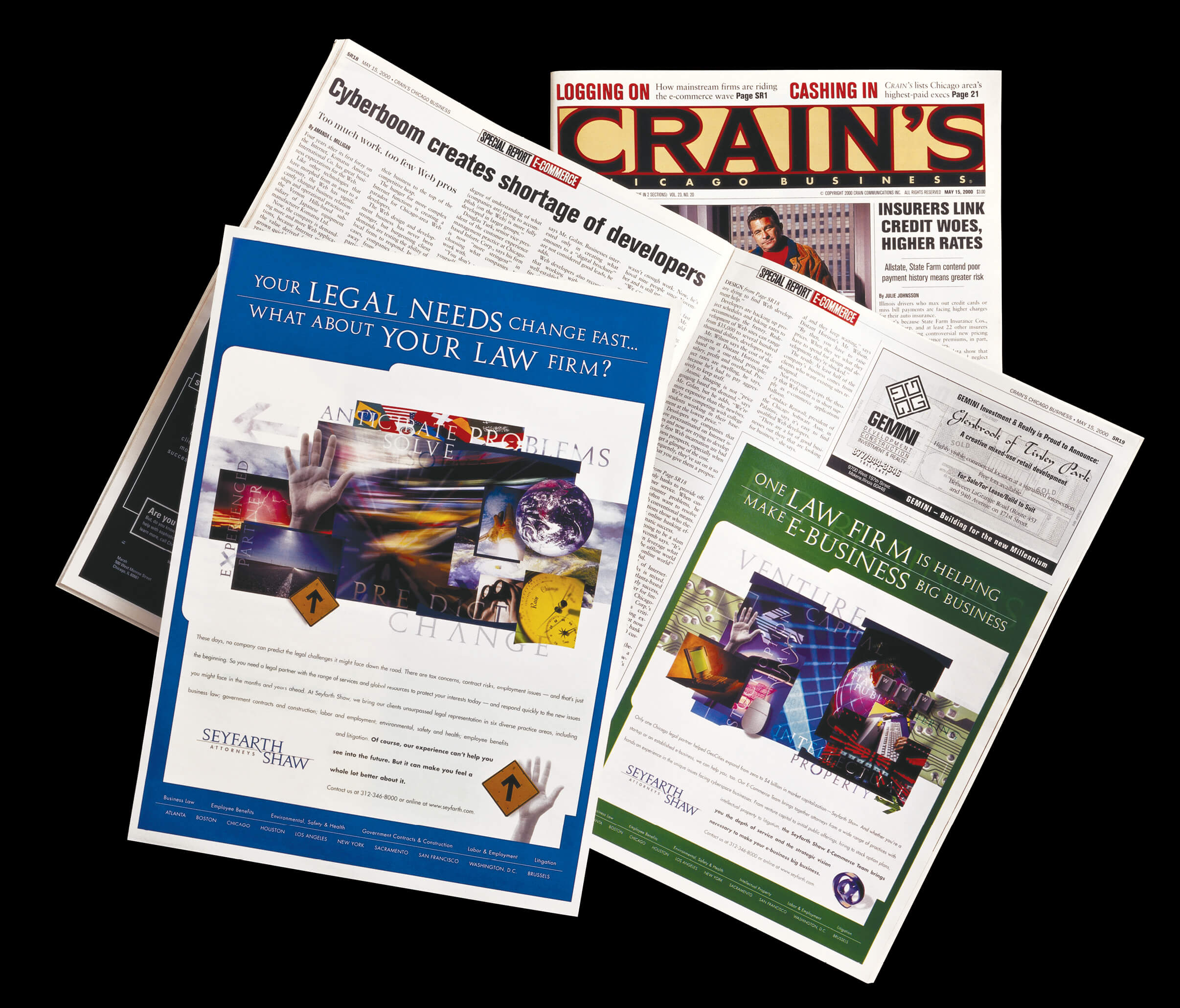 dtd seyfarth advertising crains