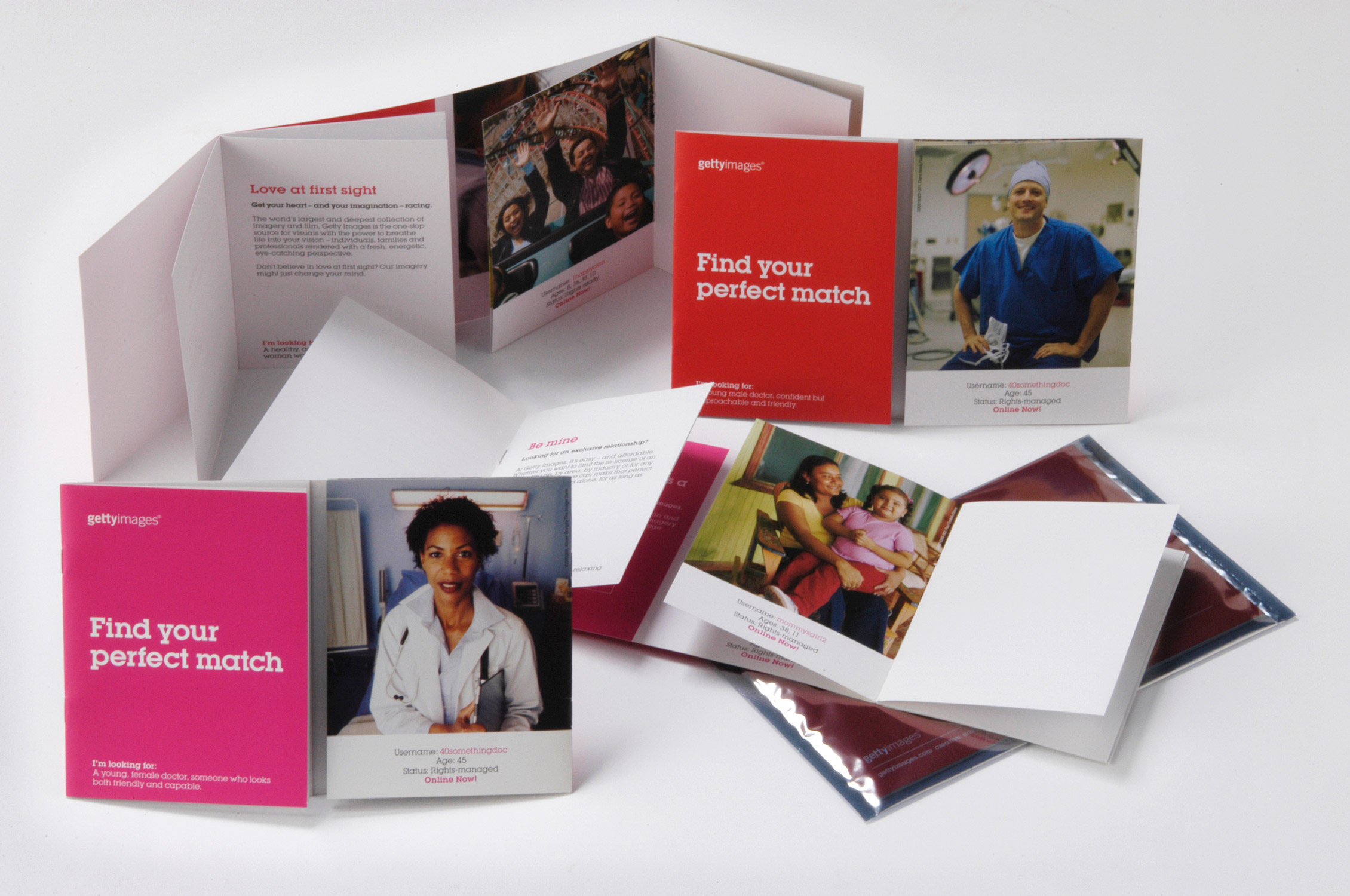 getty medical pharma direct mail image