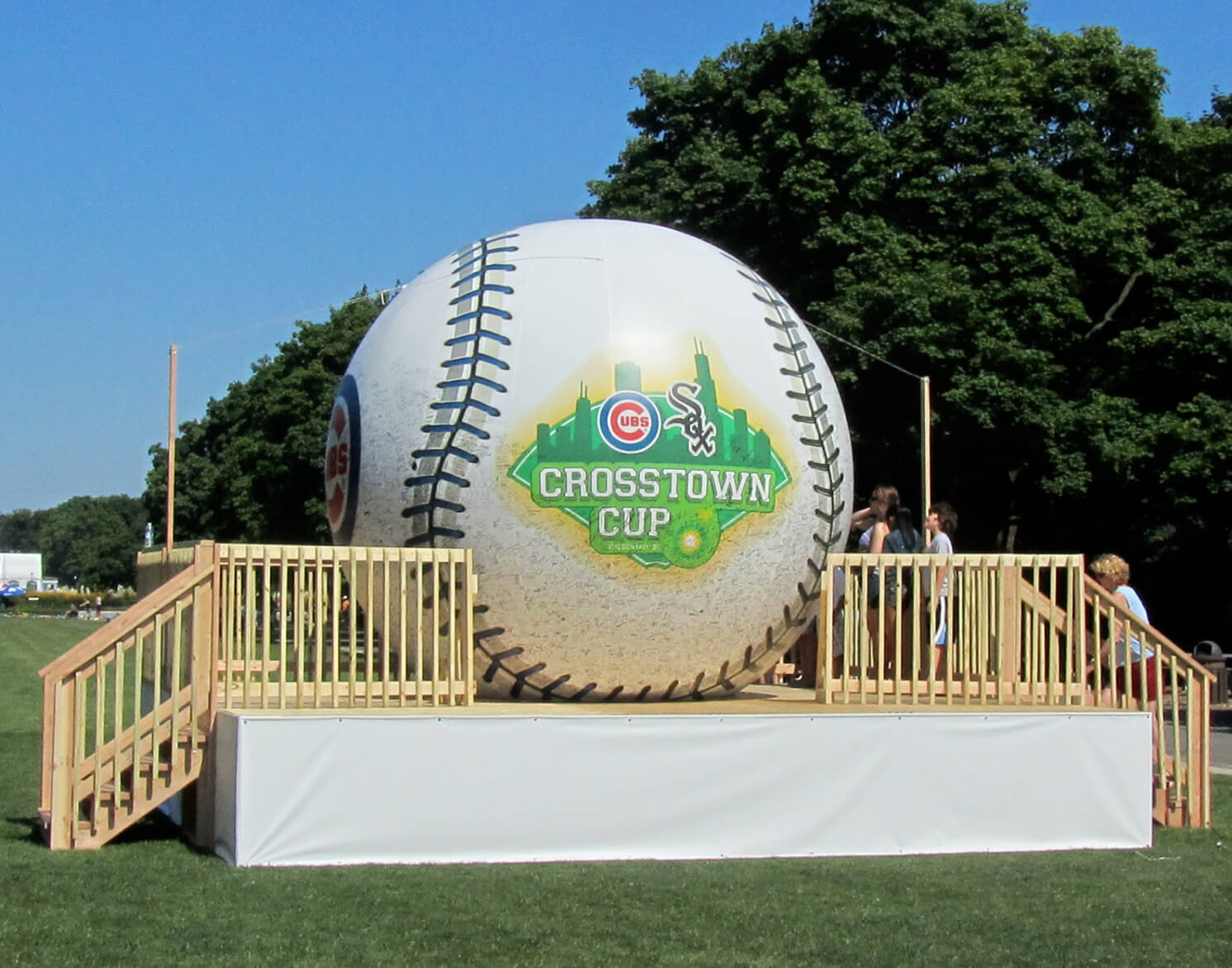 golin bp crosstown cup ramp image
