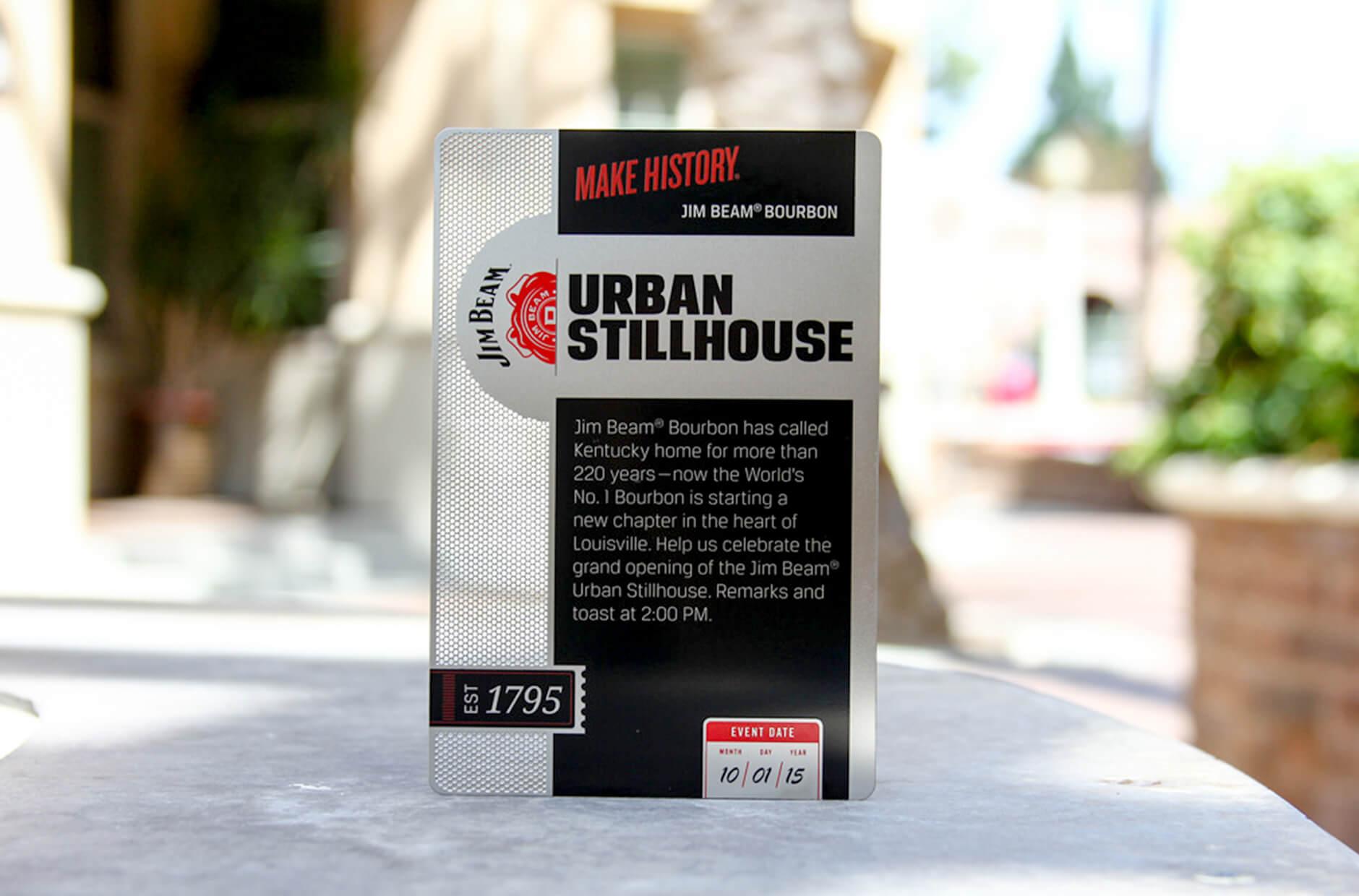 jsha beam urban stillhouse invite front image