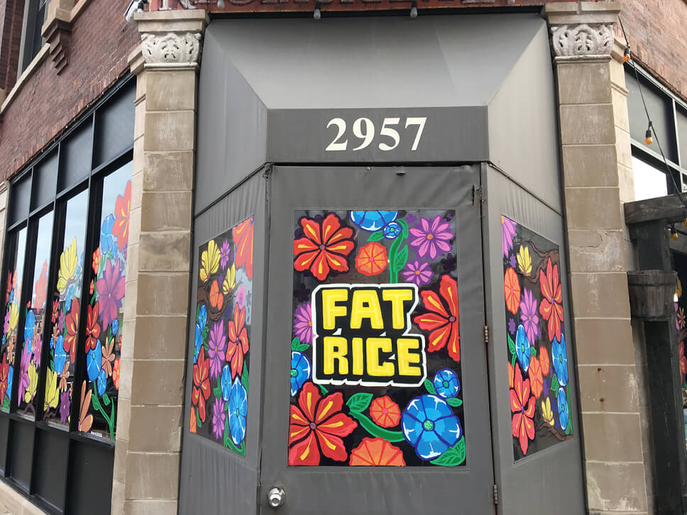 Fat Rice entrance image