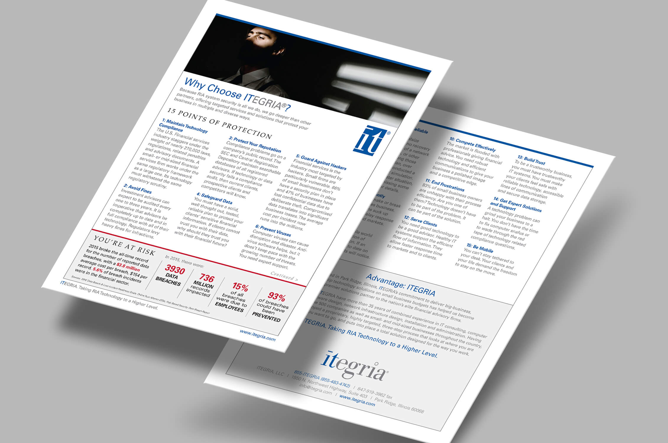 Itegria Why Choose Itegria Brochure