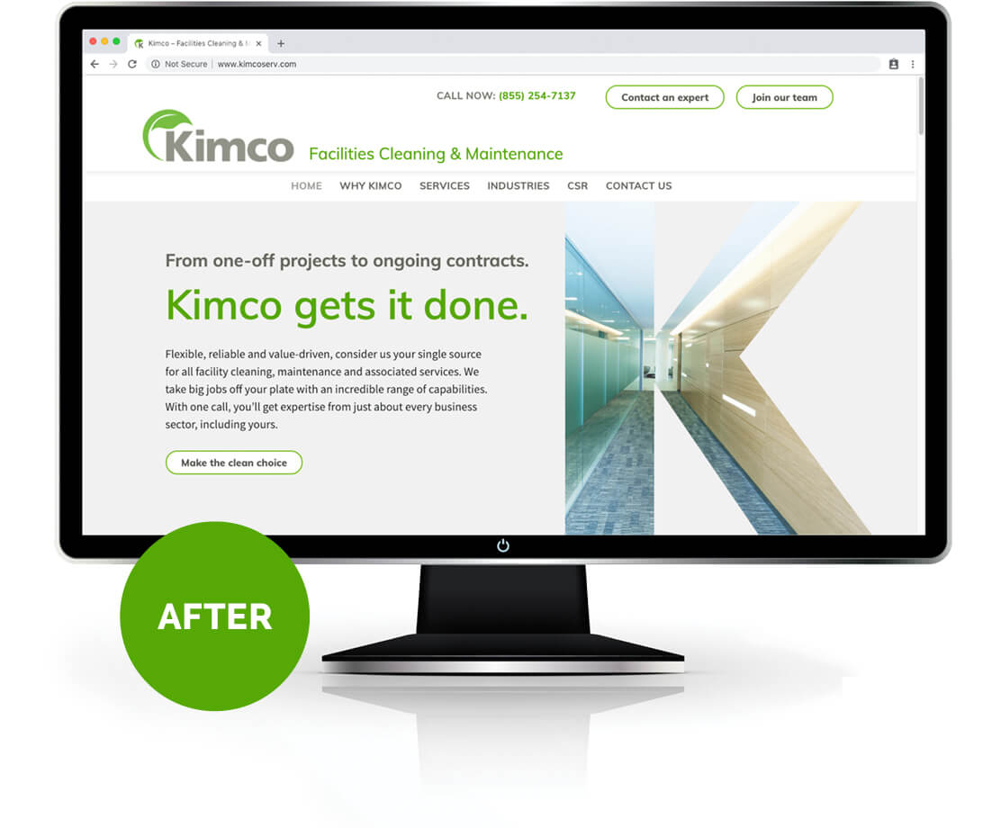 dtd kimco website after example