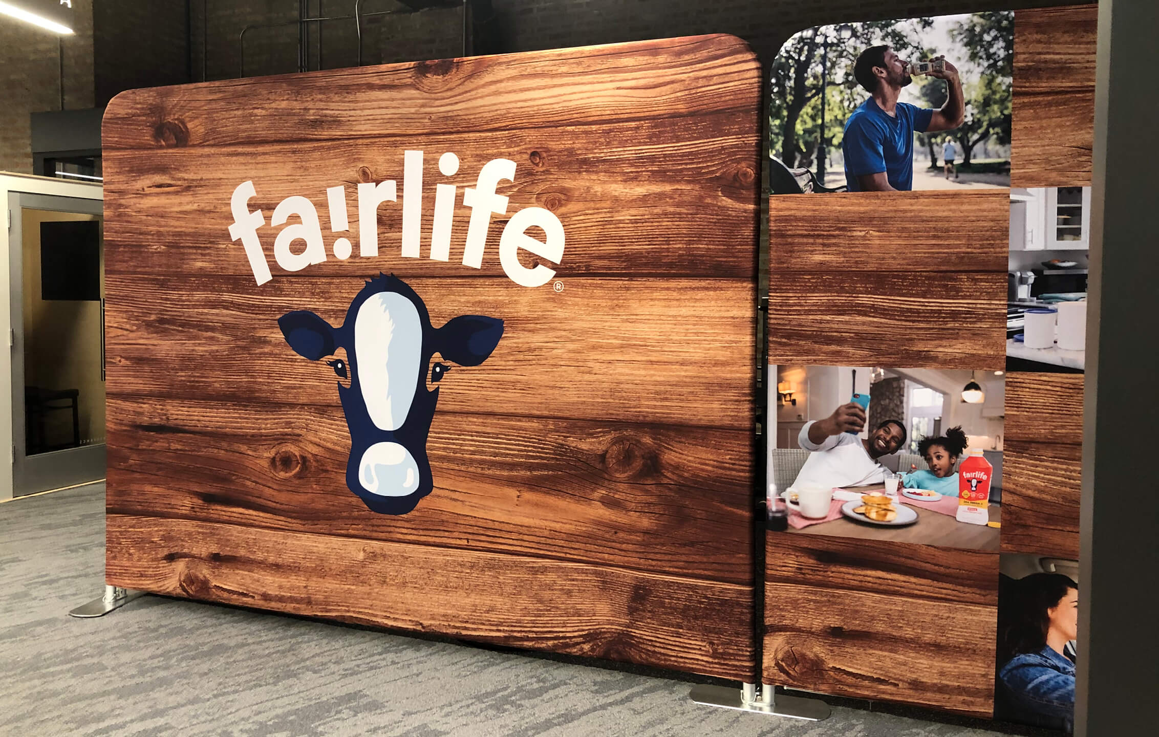 fairlife office office signage